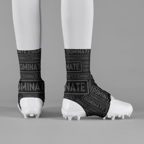 Dominate Black Ops Spats / Cleat Covers