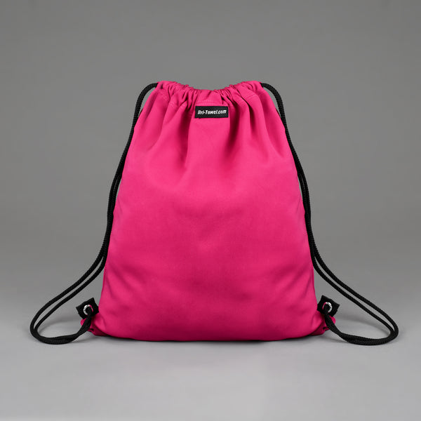 DT Pink Pull-strings Backpack