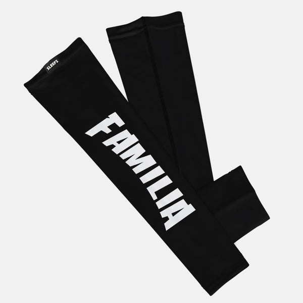 Familia Black Kids Arm Sleeve