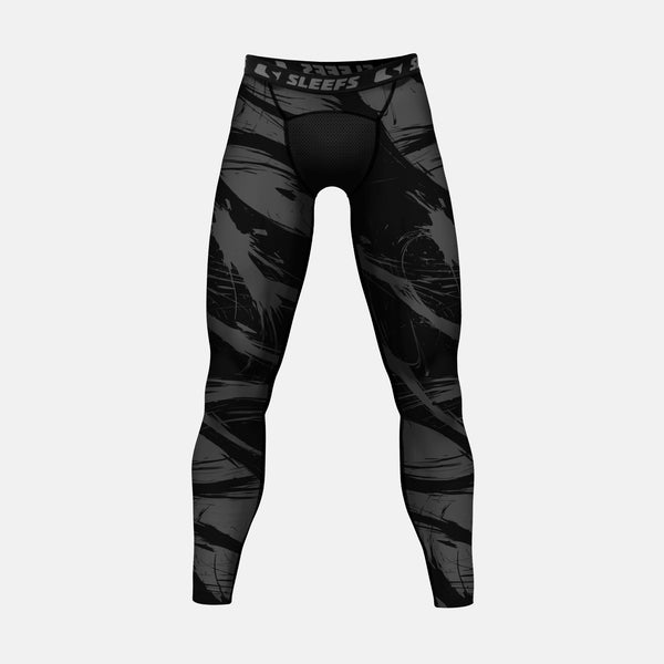 Fury Black Ops Compression Tights / Leggings