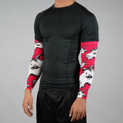 Goat Red Running Sleeves