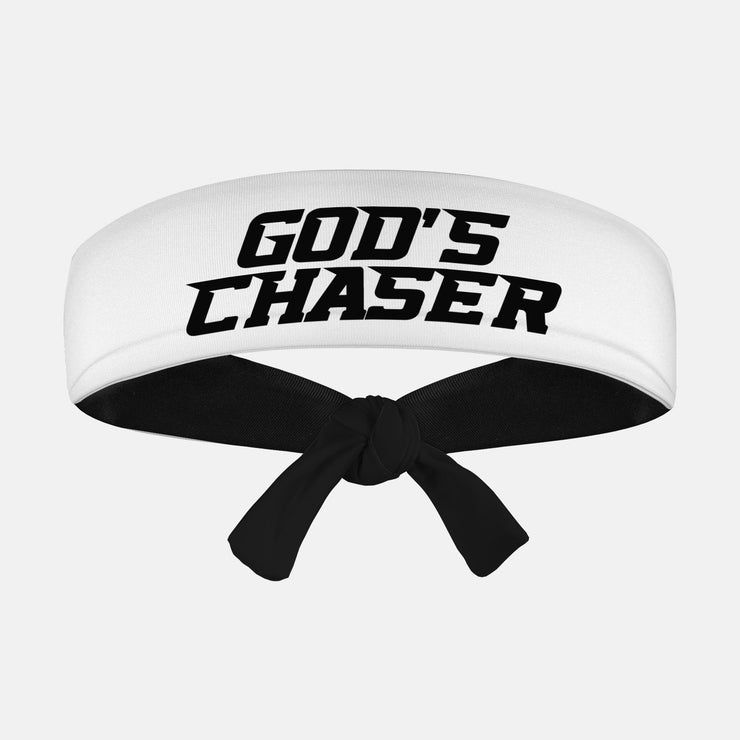 God's Chaser Kids Tie Headband