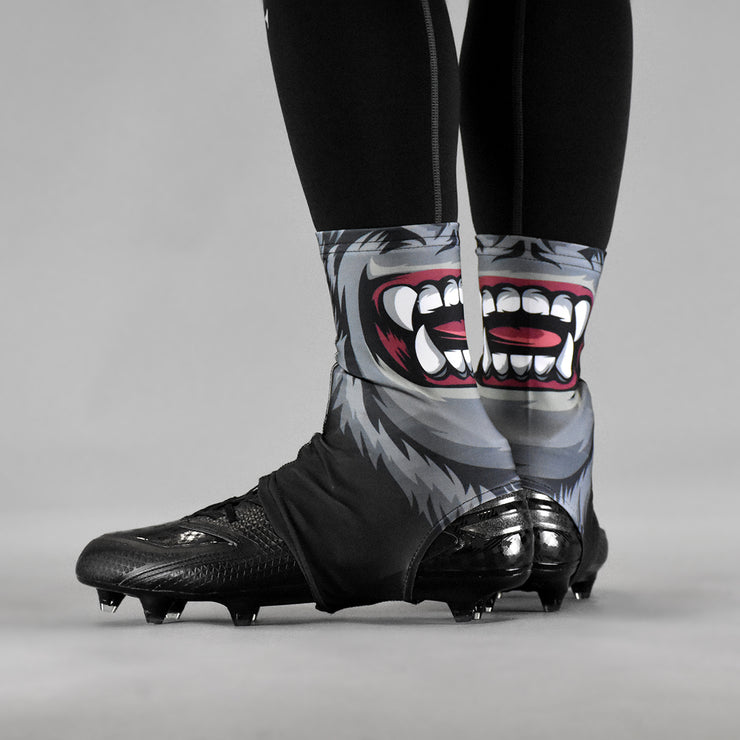Gorilla Mask Spats / Cleat Covers