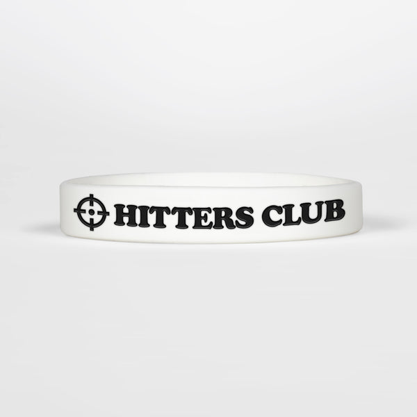 Hitters Club Motivational Wristband