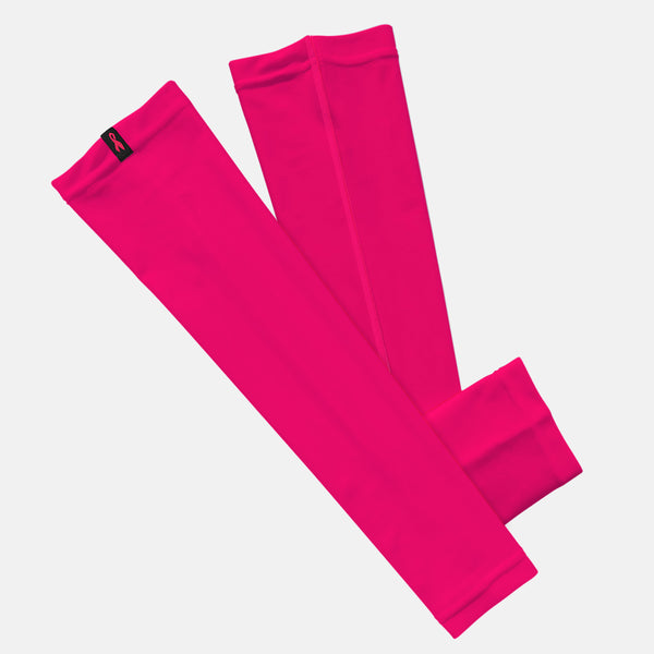 Hue Pink Kids Arm Sleeve