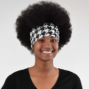 Houndstooth Headband