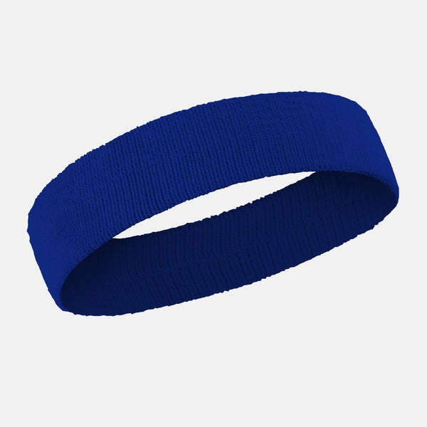 Hue Blue Cotton Headband