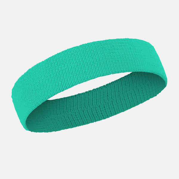 Hue Teal Cotton Headband