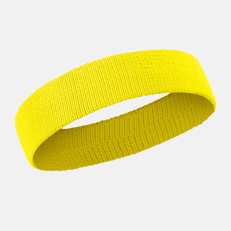 Hue Yellow Cotton Headband