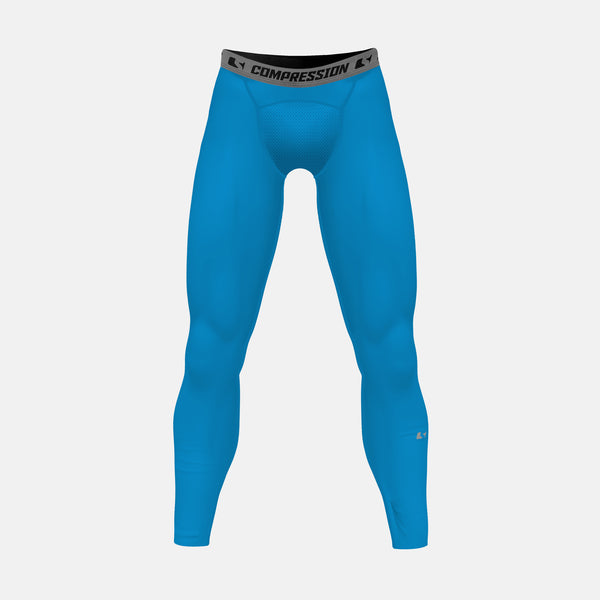 Hue Aqua Solid Compression Tights / Leggings