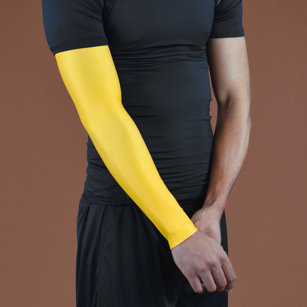 Hue Yellow Arm Sleeve