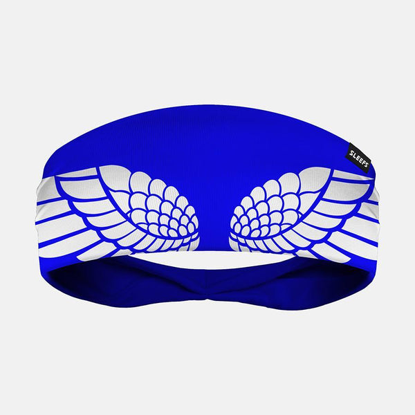 Icarus Blue White Headband