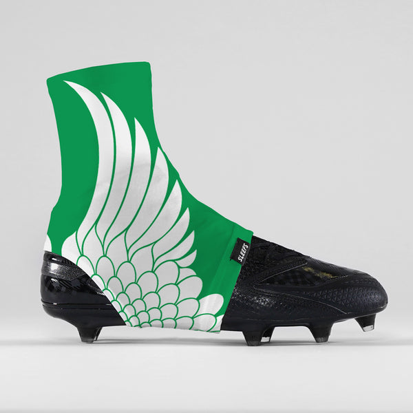 42f035cb82a Icarus Green Spats   Cleat Covers