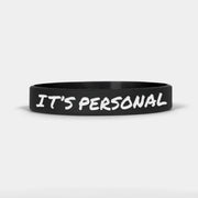 It's Personal Motivational Wristband