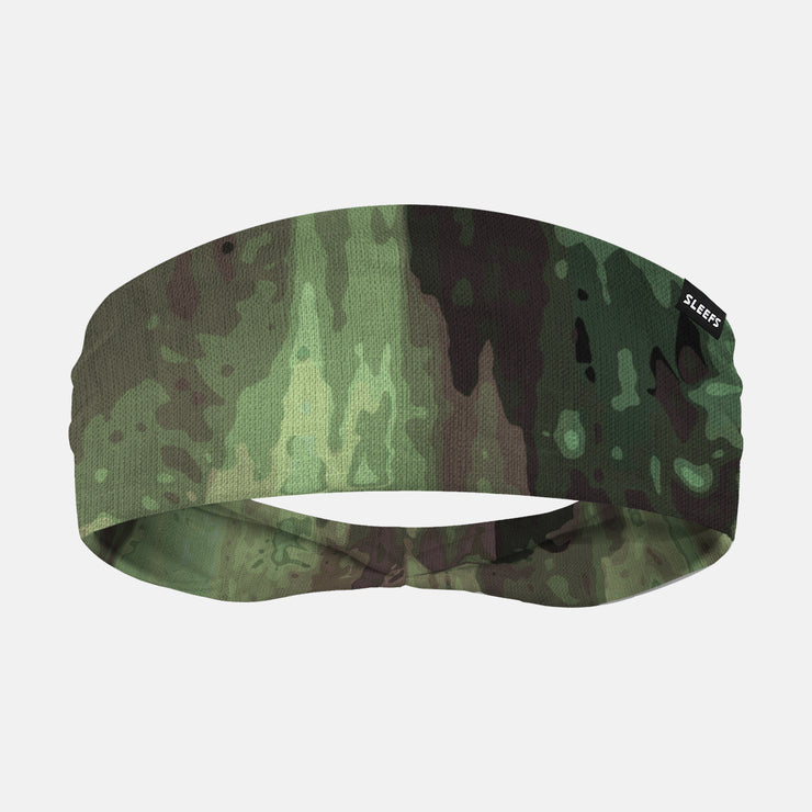 Low Res Green Headband