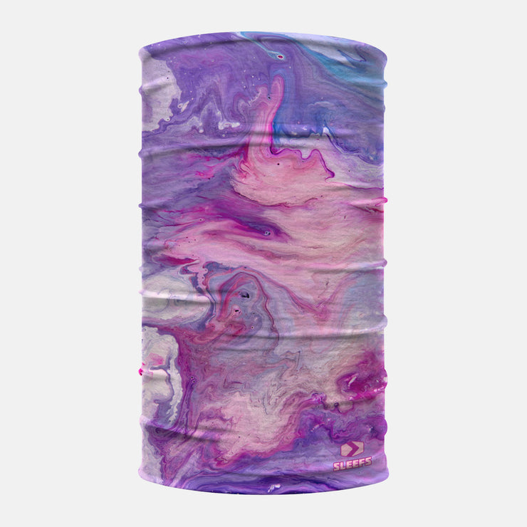 Lady Dream Marble Neck Gaiter