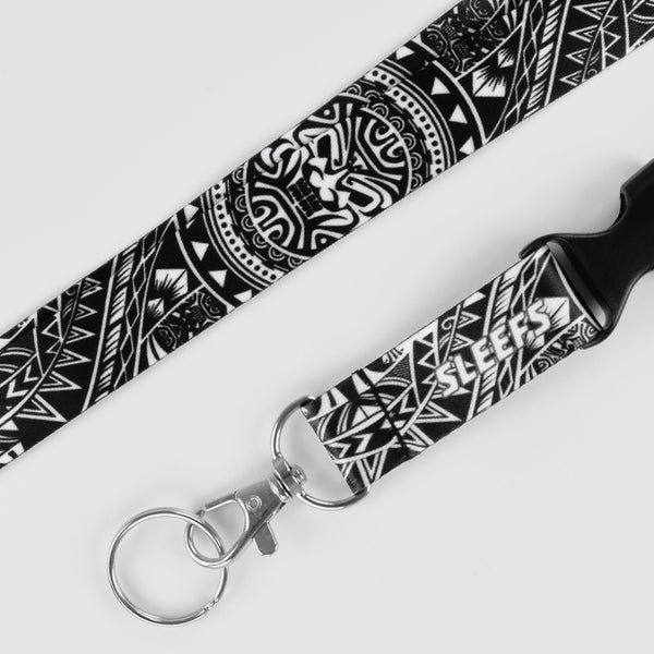 Oceanic Warrior Lanyard