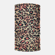 Leopard Animal Print Neck Gaiter