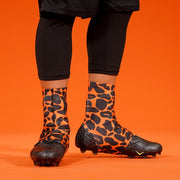 Leopard Spats / Cleat Covers