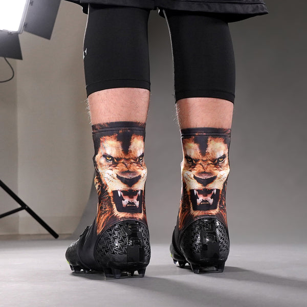 Lion Color Spats / Cleat Covers
