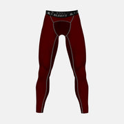 Dark Maroon Tight for men