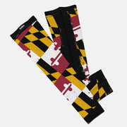 Maryland State Flag Kids Arm Sleeve