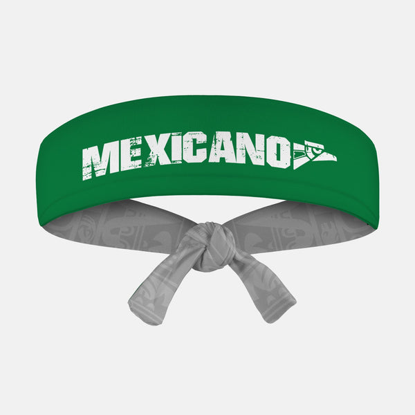 Mexicano Kids Tie Headband