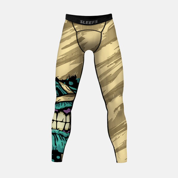 Mummy Mask Tights for men