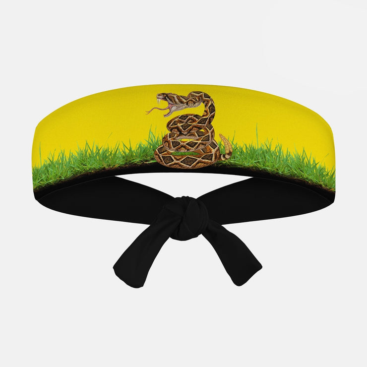 No Treads Kids Tie Headband