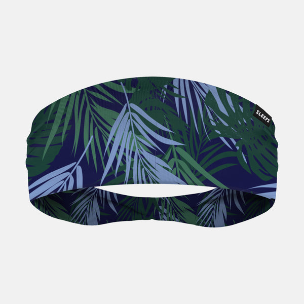 Palms Night Headband