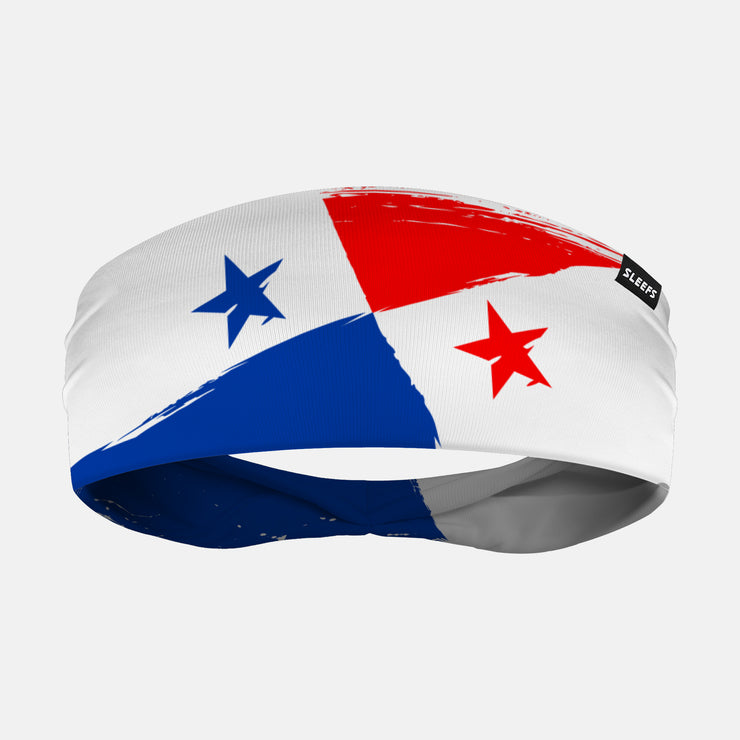Panama Brushed Flag Headband