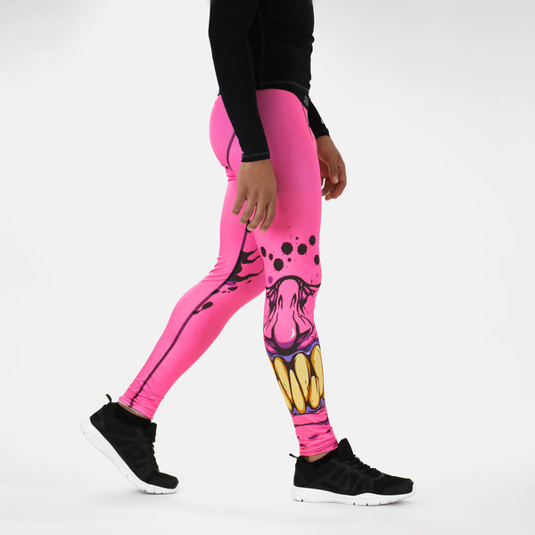 Gunk Pink Tights for men