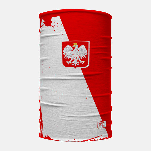 Poland Brushed Flag Head N Nek