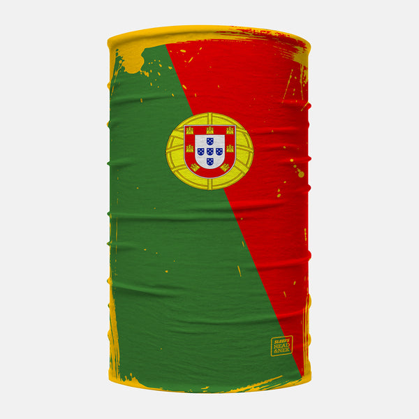 Portugal Brushed Flag Head N Nek