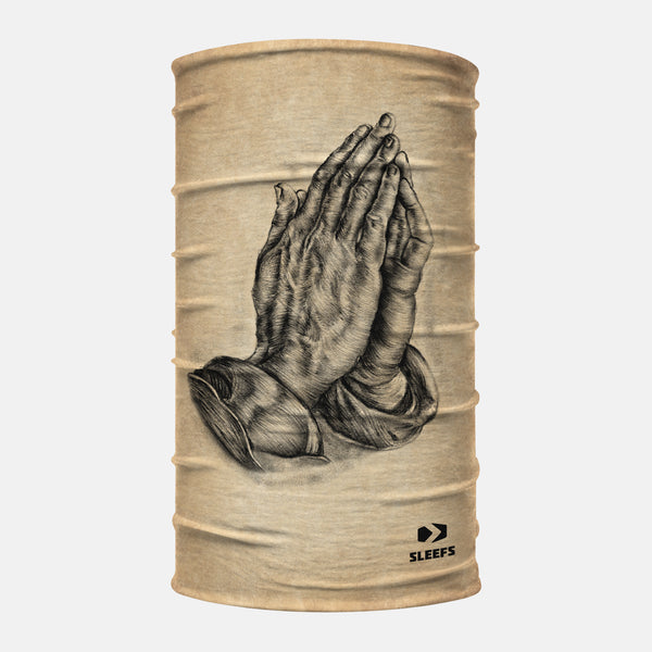 Praying Hands Neck Gaiter