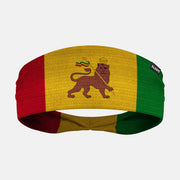 Rastafari Flag Headband