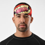 Red Beast Mask Headband