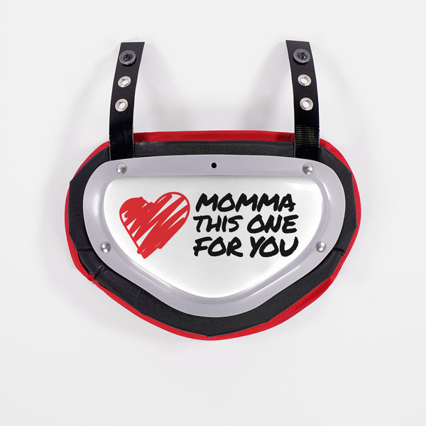 Momma Sticker for Back Plate