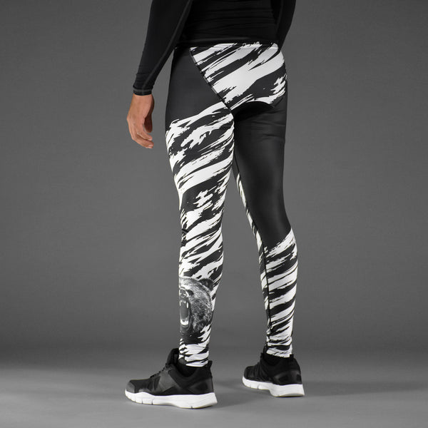 Ripped Bear Tights for men