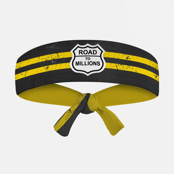 Road To Millions Kids Tie Headband