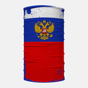 Russia Brushed Flag Neck Gaiter