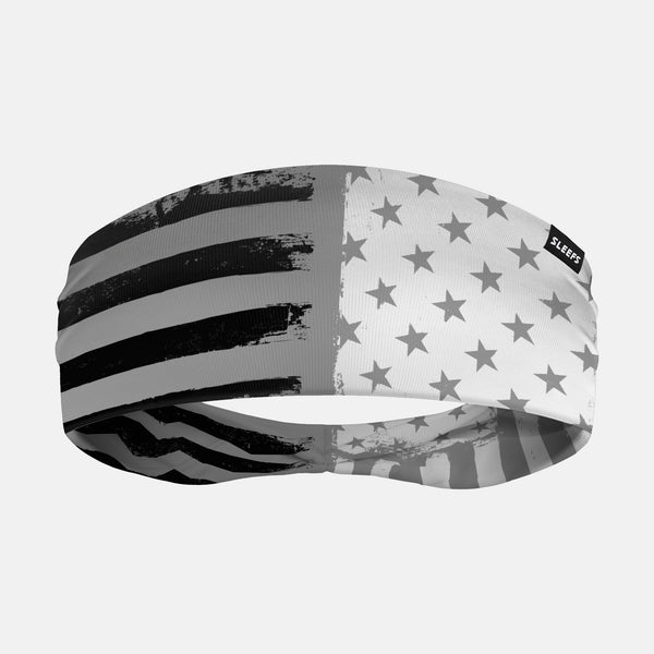 Rusty Tactical USA Flags Headband