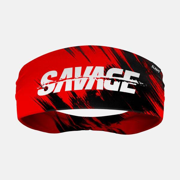 Savage Red Headband
