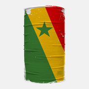 Senegal Brushed Flag Neck Gaiter