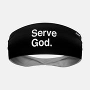 Serve God Headband