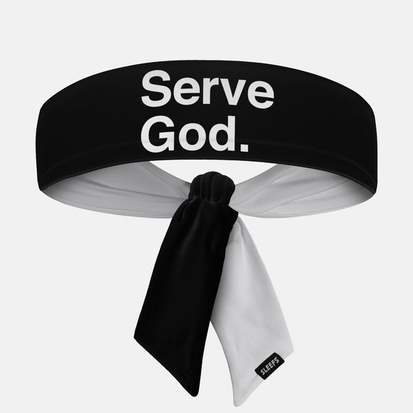 Serve God Ninja Headband