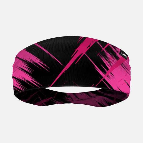 Sleefs Savage Pink Headband