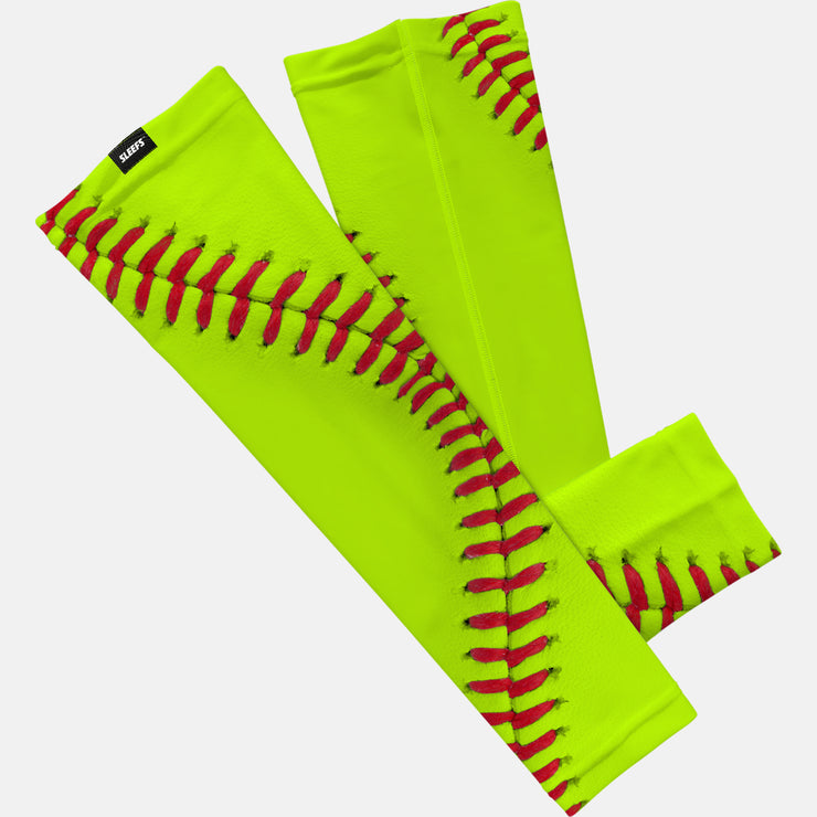 Softball Lace Arm sleeve