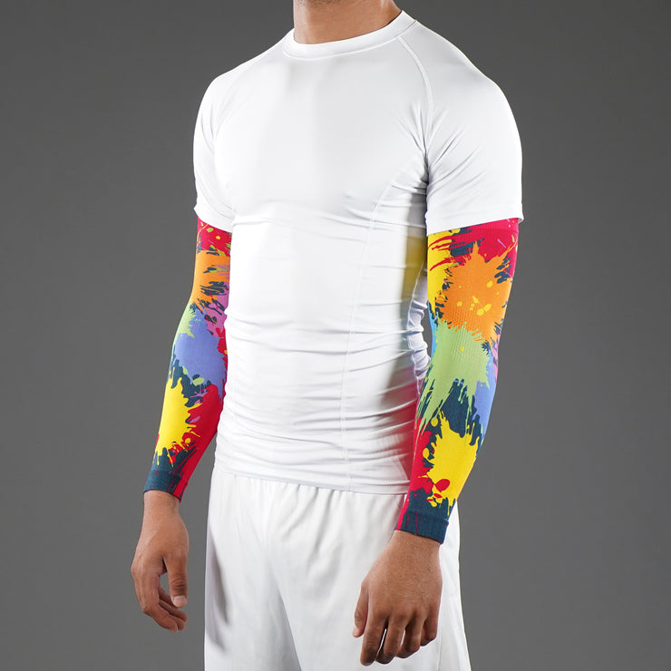 Splash Running Sleeves
