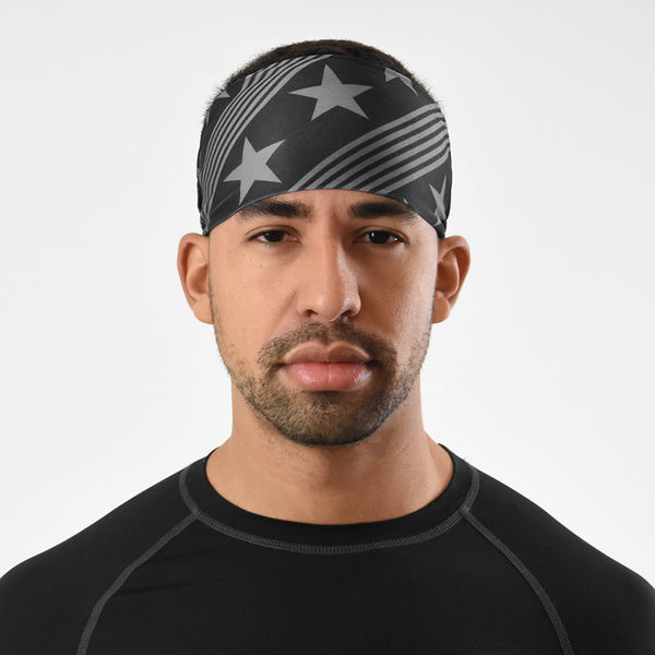 Stars and Lines Tactical Headband